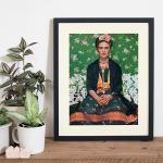 Bild Frida Kahlo en Vogue