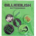 Billie Eilish - Mix 1 - Buttons - Onesize