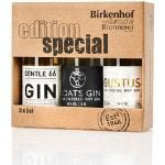 Birkenhof Tasting-Set Edition Gin Special - Gentle66 Gin, Goat's Gin, Gustus Gin