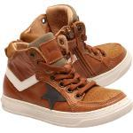 bisgaard Kinder-Sneaker in Gr. 37, braun, junge