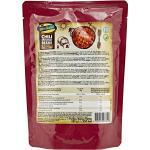 Blå Band Outdoor Mahlzeit Chili sin Carne mit Kidneybohnen 2021 Gefriergetrocknete Lebensmittel