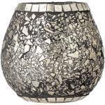 Bloomingville Teelichthalter Ø11x10cm (ABVERKAUF) silber