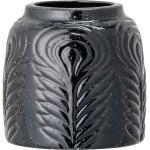 """Bloomingville Vase """"Itiel"""" (Schwarz)"""