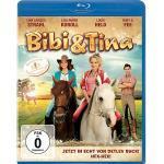 BLU-RAY Bibi & Tina - Kinofilm Hörbuch