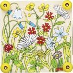 Blumenpresse FRÜHLINGSWIESE in bunt