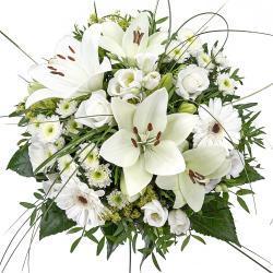 Blumenstrauß Allegra weiß
