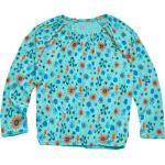 Türkise Langärmelige Jako-O Kinderblusenshirts für Mädchen
