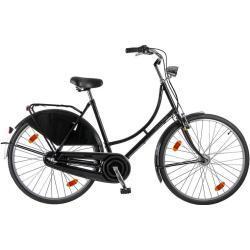 Bocas Nostalgie Groningen Citybike schwarz, 28 Zoll 3-Gang (207-91045)