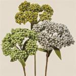 Boltze Mareile Blume grün sortiert 65 cm (1 Stück) (grün)