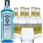 Bombay Sapphire Gin & Fever-Tree Tonic Set