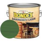 BONDEX Dauerschutz-Lasur tannengrün 2,5 l