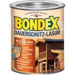 Bondex Dauerschutz-Lasur Weiß 750 ml