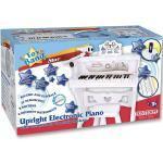 Bontempi Spielzeug-Musikinstrument »Upright Elektronisches Piano, mit MP3, USB und«, weiß