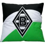 Borussia Mönchengladbach Kissen Schrägstreifen