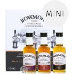 Bowmore Distillers Collection Miniaturenset