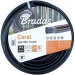 Bradas WFC1/220 Gartenschlauch Carat 1/2 Zoll, 20 m, schwarz