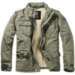 Brandit Britannia Winter Jacke grün XXL