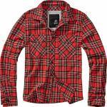 Brandit Check Flanellhemden für Herren
