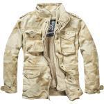 Brandit M-65 Giant Jacke, beige, Größe 7XL, beige, Größe 7XL