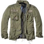 Brandit M-65 Giant Jacke, grün, Größe M, grün, Größe M
