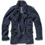 Brandit M65 Feldjacke gewaschen (Sale) blau, Größe M
