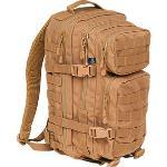 Brandit US Cooper Medium Rucksack, 25 L, Camel