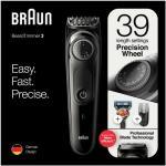 Braun BeardTrimmer BT3242, Schwarz Barttrimmer & Haarschneider