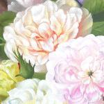 Braun & Company Servietten Motiv Barock Flower 25 x 25 cm, 20er Pack (GLO660704996)