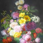 Braun & Company Servietten Motiv Barock Flower 33 x 33 cm, 20er Pack (GLO660704995)