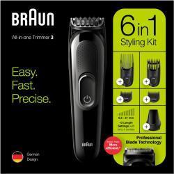 Braun MultiGroomingKit MGK3225 MGK 3225 Bartschneider Haarschneider Trimmer