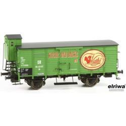 "BRAWA 49702 H0 Gedeckter Güterwagen G10 ""Kathi"", DR, Ep. III"