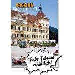 Brekina 12219 - Zeitschrift BREKINA-Autoheft 2020