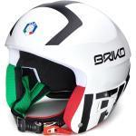 Briko Vulcano FIS 6.8 FISI Italy (ITA) Skihelmgröße - 58 cm, Skihelmbauweise - Vollhelm, Skihelmfarbe - Weiß,