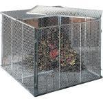 BRISTA - Deckel/Boden 100 x 100cm verzinkt für Komposter