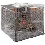BRISTA Deckel/Boden 80X 80 zu Komposter 221732