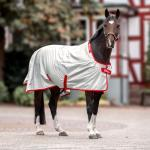 Bucas Atlantic Turnout by HorSeven 50g - Special Silver/Red - Weidedecke - Regendecke