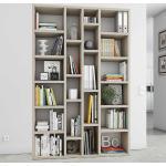 Bücherregal in Beige 145 cm breit