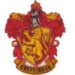 Bügelbild Applikation Aufnäher Patch Harry Potter Wappen Gryffindor #PR-046