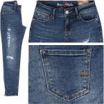 Buena Vista Jeans Italy V 7/8 Stretch Denim repair denim