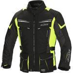Büse LAGO PRO Textiljacke schwarz / neon gelb M