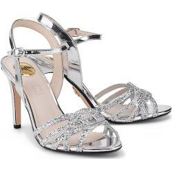 Buffalo High-Heel AFTERGLOW silber Damen
