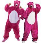 buttinette Bärenkostüm für SIE und IHN, pink