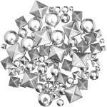 Silberne Buttinette Nieten