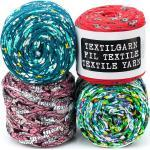 buttinette Textilgarn, multicolor, 1000 g