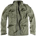 Olivgrüne Wasserdichte Vintage Herrentarnkleidung mit Reißverschluss Größe XXL für den Sommer