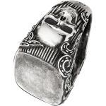 Silberne Elegante Cai Jewels Silberringe für Herren