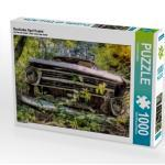 CALVENDO Puzzle Rostlaube Opel Kadett 1000 Teile Lege-Größe 64 x 48 cm Foto-Puzzle Bild von Buchspies Carina