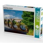 CALVENDO Puzzle Stirling Bridge, Schottland 2000 Teile Lege-Größe 90 x 67 cm Foto-Puzzle Bild von Roder Peter