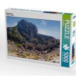 CALVENDO Puzzle Termessos 1000 Teile Lege-Größe 64 x 48 cm Foto-Puzzle Bild von Kruse Joana