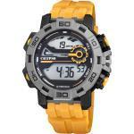 CALYPSO WATCHES Digitaluhr »UK5809/1 Calypso Herren Uhr Digital Outdoor«, (Digitaluhr), Herrenuhr rund, extra groß (ca. 52,5mm), Kunststoffarmband
